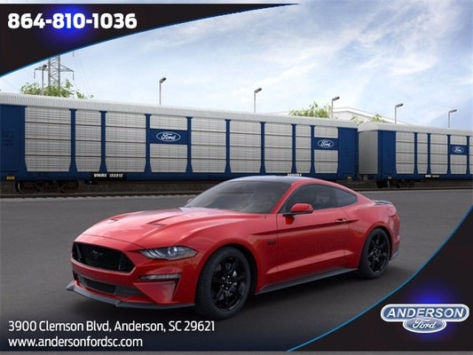 2020 ford mustang gt premium in huntersville nc charlotte ford mustang huntersville ford 2020 ford mustang gt premium
