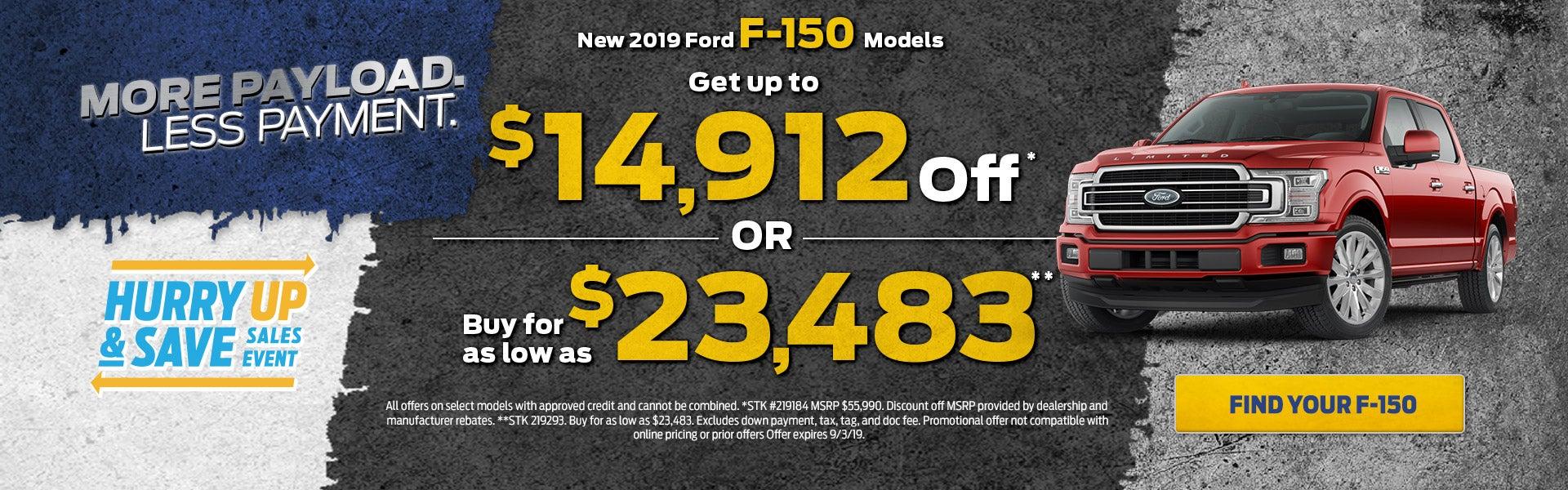 Ford Dealer in Huntersville, NC | Used Cars Huntersville